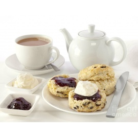 Cream Tea £5.95 per person