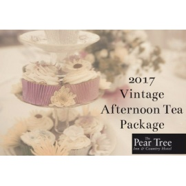 Vintage Afternoon Tea Weddings