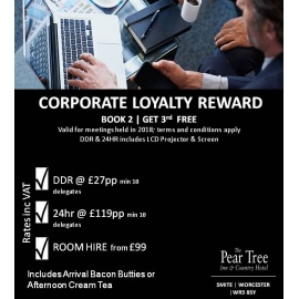 Corporate Loyalty Reward