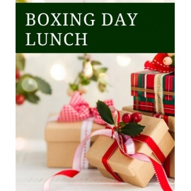 Boxing Day Lunch