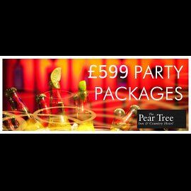 £599 Party Package