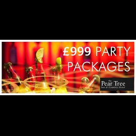 £999 Party Package