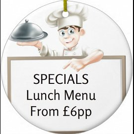 Lunch Savers Menu